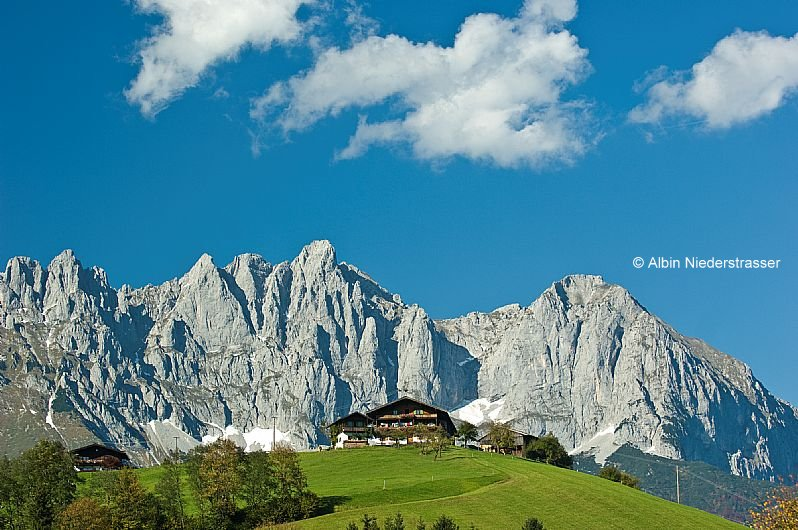 Herbst Wandern Alpen : Wandern Kitzbüheler Alpen - Biken ...
