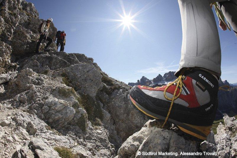 Klettersteig Osttirol : Klettersteige in tirol südtirol osttirol